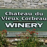 CdVC Winery Sign