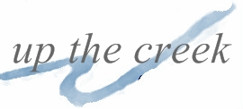 Up The Creek Winery logo